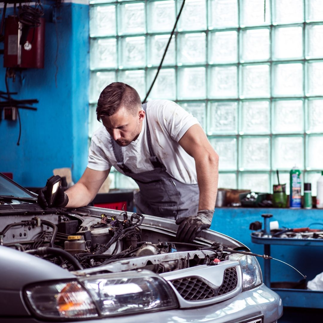 Auto Mechanic Social Media Marketing